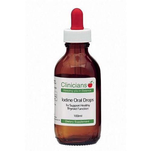 Iodine Oral Drops