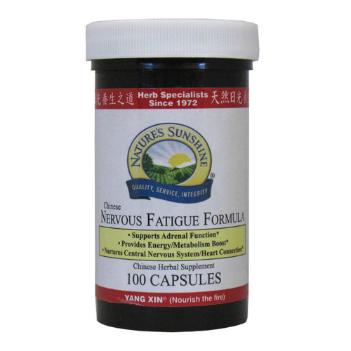 Nervous Fatigue Formula