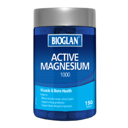 Active Magnesium 1000 Super Strength