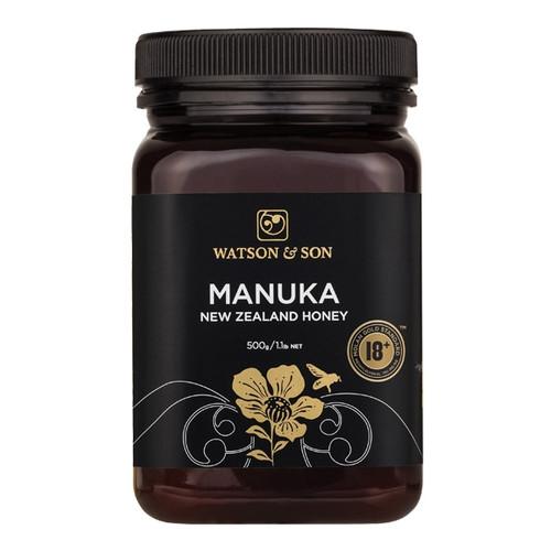 New Zealand Manuka Honey 18+