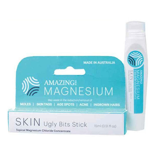 Organic Magnesium Ugly Bits Stick