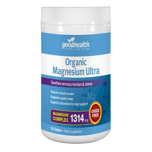Organic Magnesium Ultra