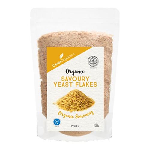 Organic Savoury Yeast Flakes
