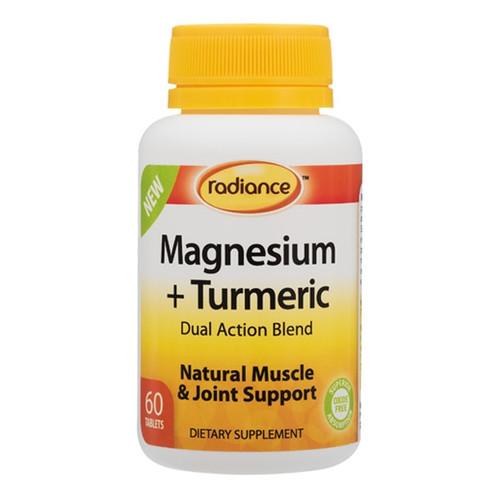 Magnesium + Turmeric
