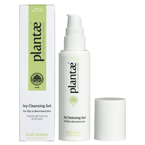 Ivy Cleansing Gel - Lush Leaves Collection