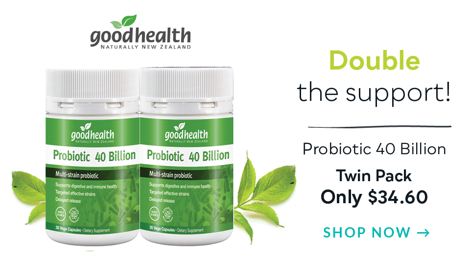 Homepage Deals - Good Health Twin Pack