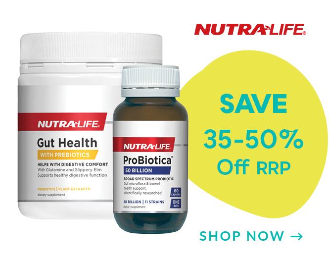 Nutra-Life Discount