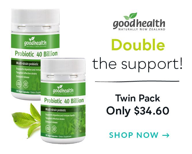 Good Health Twin Pack