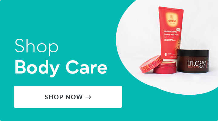 Homepage Deals - Shop Body Care