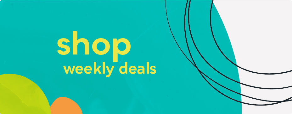 Shop Weekly Deals