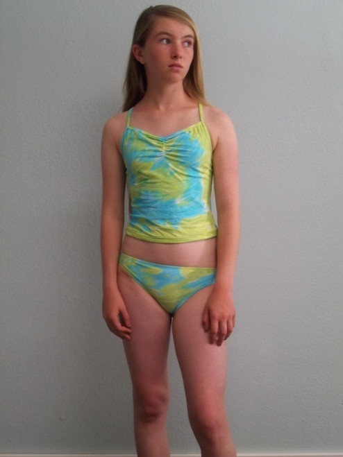 Girls Tankini maui me