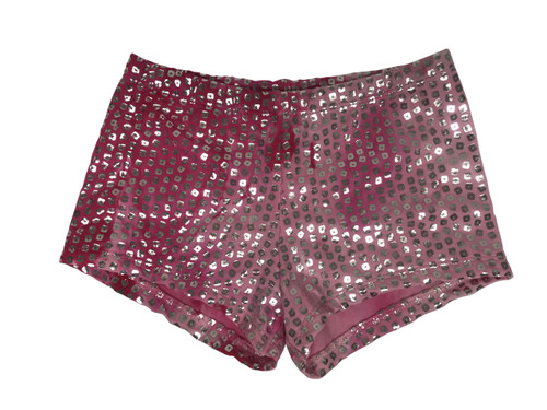 Girls dance Shorts - Camilla Pink Shimmer