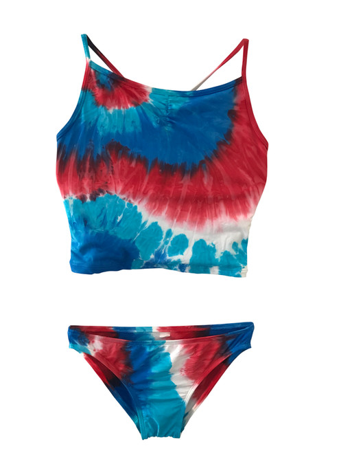 Girls tankini two piece swim- Atomic