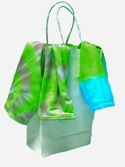 Girls Tiny Dancer Grab Bags-Gypsy Love Leggings- Bright Colors
