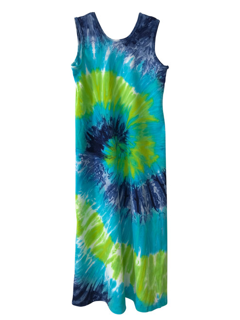 Girls Maillot Maxi- Northern Lights