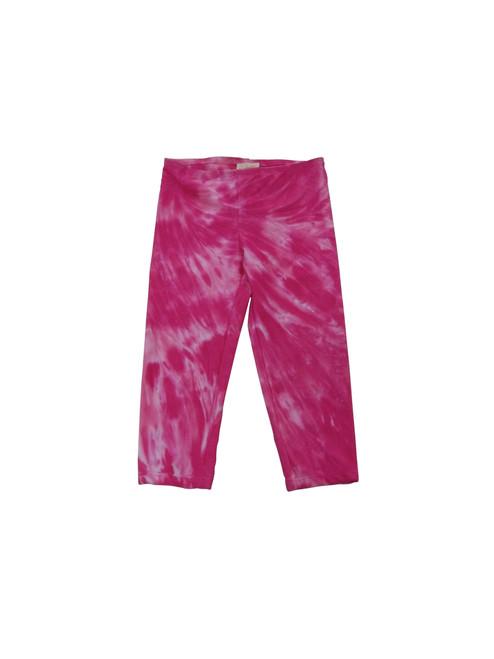 Girls Leggings-Gypsy Love Camilla Pink Swirl