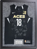 Aces Signed Jersey