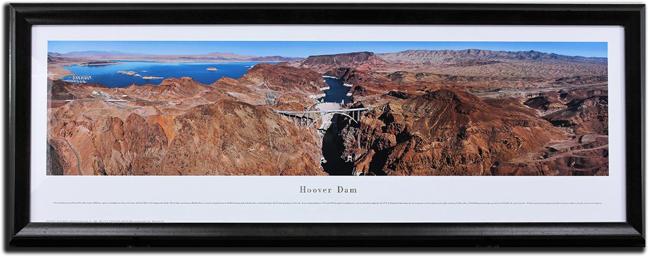 Hoover Dam and Mike O'Callaghan–Pat Tillman Memorial Bridge
