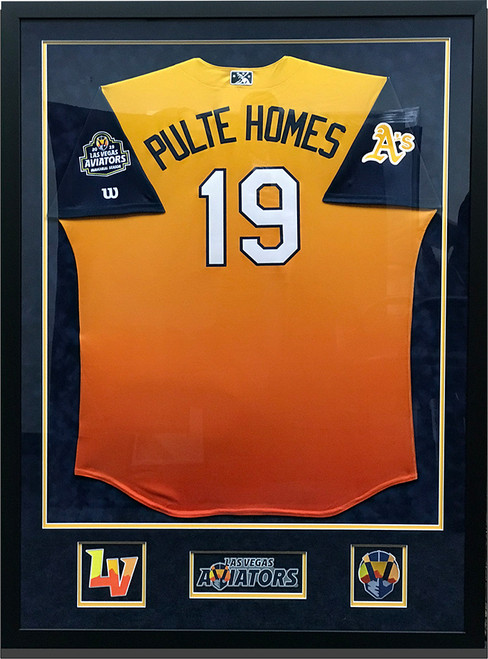 Aviators Framed Jersey