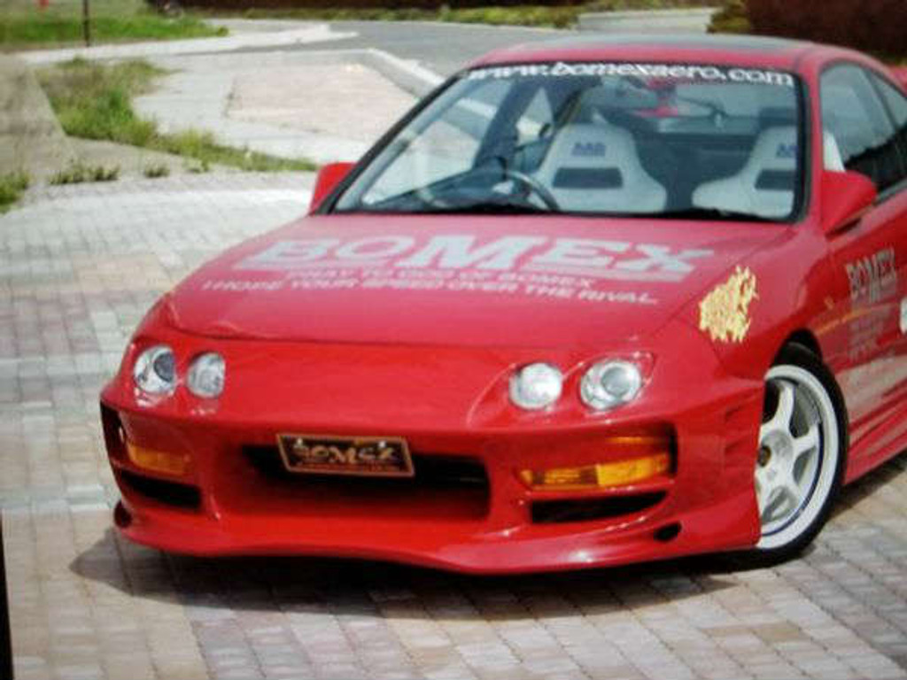 Bomex 1994-1997 Acura Integra USDM Front Bumper