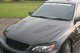 CS899HCV - Charge Speed 2000-2005 Lexus IS-300 Vented Carbon Hood