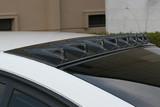 CS2100RFF - CHARGE SPEED 2005-2008 BMW E90 3-SERIES SEDAN BOTTOM LINE FRP ROOF FIN