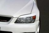 CS899EBC - Charge Speed 2000-2005 Lexus IS-300 Carbon Eye Brows