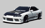 CS7072FF - Charge Speed 1989-1994 Nissan 240SX S-13 to S-15 Front Fender 20MM Wide