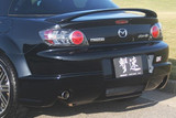 CS716RB - Charge Speed 2003-2012 Mazda RX8 Rear Bumper