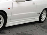 CS204SSH - Charge Speed 1994-2001 Acura Integra HB Side Skirts
