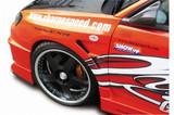 CS975FF - Charge Speed 2006-2007 Subaru Impreza GD-F D-1 Front Fenders