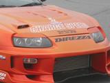 CS890EBC - Charge Speed 1993-1998 Toyota Supra Carbon Eye Brows