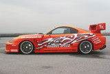 CS890RWGT - Charge Speed 1993-1998 Toyota Supra JZA-80 MK-IV FRP Super GT Wing