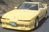 CS870FL - Charge Speed 1988-1991 Toyota Supra MK-III Front Lip Spoiler