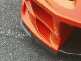 CS890UCW - Charge Speed 1993-1998 Toyota Supra JZA-80 Carbon Under Plate for WB Front Bumper