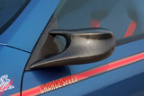 CS605AMC - Charge Speed 2003-2007 Infiniti G-35 Coupe Carbon Aero Mirror