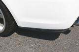 CS2101RCF - CHARGE SPEED 2005-2008 BMW E90 3-SERIES M-SPORT SEDAN BOTTOM LINE FRP REAR CAPS