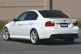 CS2101SSF - CHARGE SPEED 2005-2008 BMW E90 3-SERIES M-SPORT SEDAN BOTTOM LINE FRP SIDE SKIRTS