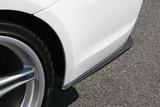 CS2101RCC - CHARGE SPEED 2005-2008 BMW E90 3-SERIES M-SPORT SEDAN BOTTOM LINE CARBON REAR CAPS