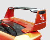 CS978CW2 - Charge Speed 2002-2007 Subaru WRX Full Composite Wing 3D With 3D Carbon Top
