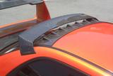 CS978RVC - Charge Speed 2002-2007 Subaru WRX Carbon Roof Vane Wing