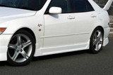 CS899SS1 - Charge Speed 2000-2005 Lexus IS-300 Type-1 Side Skirt
