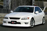CS899FLK - Charge Speed 2000-2005 Lexus IS-300 JDM Spec Full Lip Kit