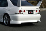 CS899RS - Charge Speed 2000-2005 Lexus IS-300 JDM Spec Rear Skirt