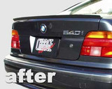 """AF0100 - Charge Speed Universal Rubber Flex Spoiler 9.8 Long"""""""