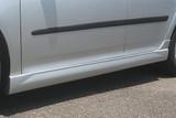 CS1976SS - Spazio Nova 2005-2009 Volkswagen Golf V 4 Doors Side Skirts
