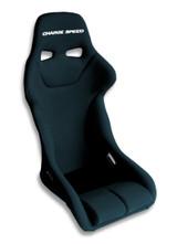 GC01 - Charge Speed Bucket Racing Seat Genoa Type Carbon Black