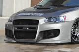 CS427LFB - Charge Speed 2008-2017 Mitsubishi Lancer/ Lancer EX/ Ralliart/ Sportback Front Bumper