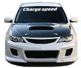CS979FB1N - Charge Speed 2008-2011 Subaru All Impreza 4Doors Sedan/ 5Doors HB Type-1 Front Bumper