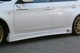 CS979SSN - Charge Speed 2008-2011 Subaru All Models Impreza GH Non-STi 4Doors Sedan/ 5Doors HB Type-1 Side Skirts